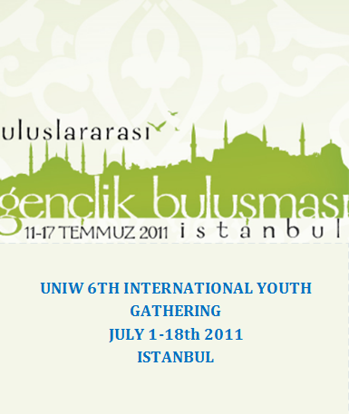 UNIW 6th International Youth Gathering