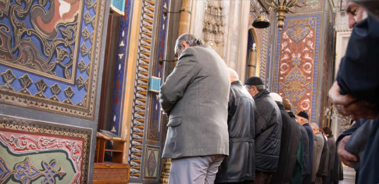 Wisdom in the Specified Times of the Five Daily Prayers