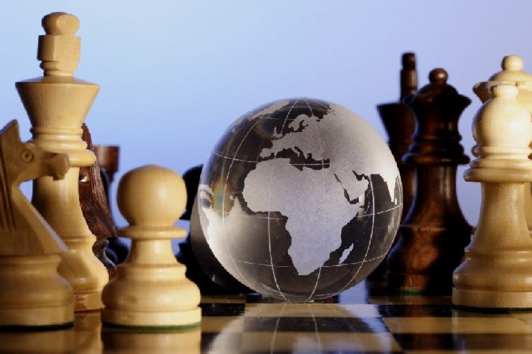 Global Chess in the Middle East