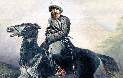 Sheikh Shamil, the Eagle of the Caucasus