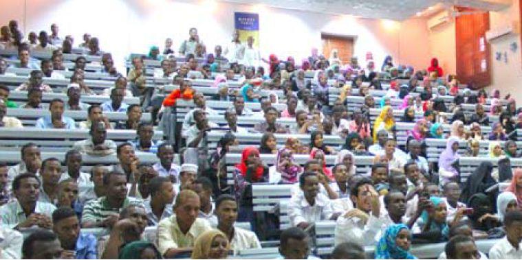 A Risale-i Nur course in Sudan