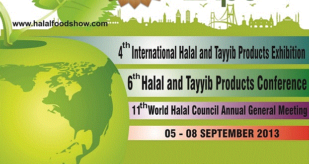 Exhibition and Conference on Halal Food