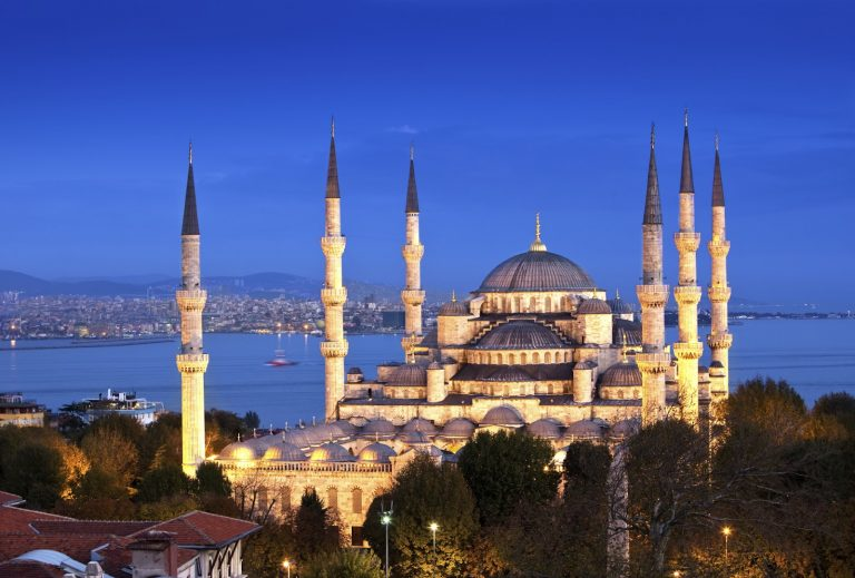How to spend spiritual time in Istanbul