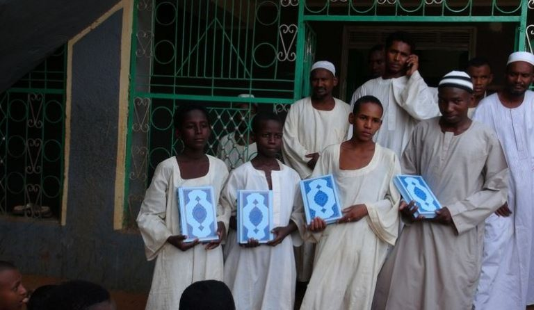 One Million Qur'an to Africa
