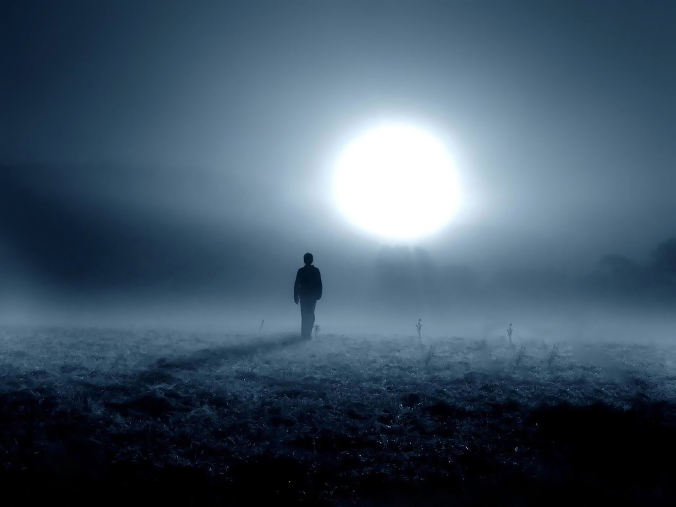 The light behind the dark