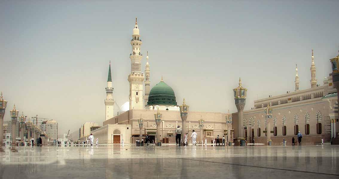 If you give up Sunnah, you perish