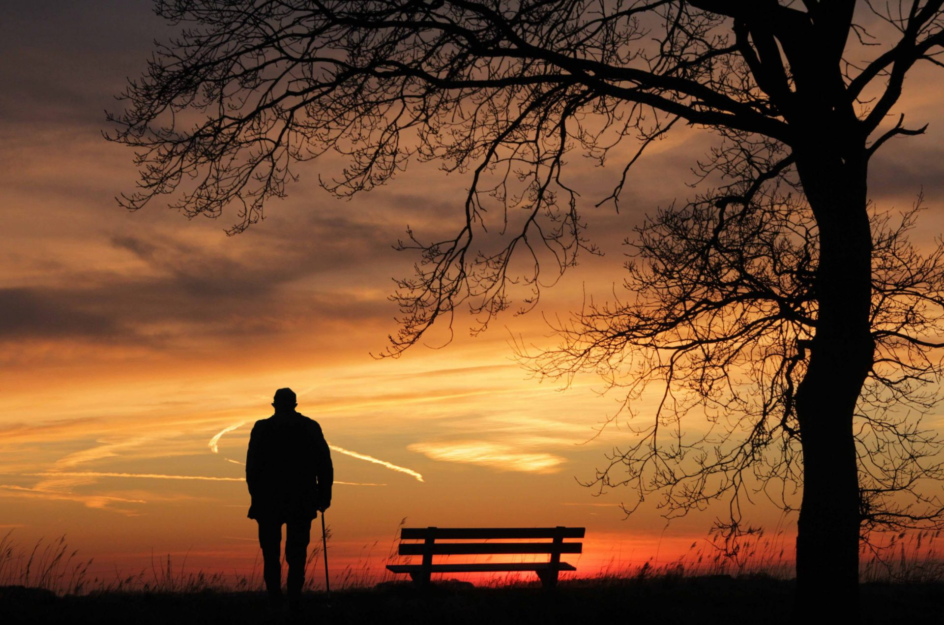 The elderly's need for hope
