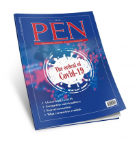 The Pen 33rd issue