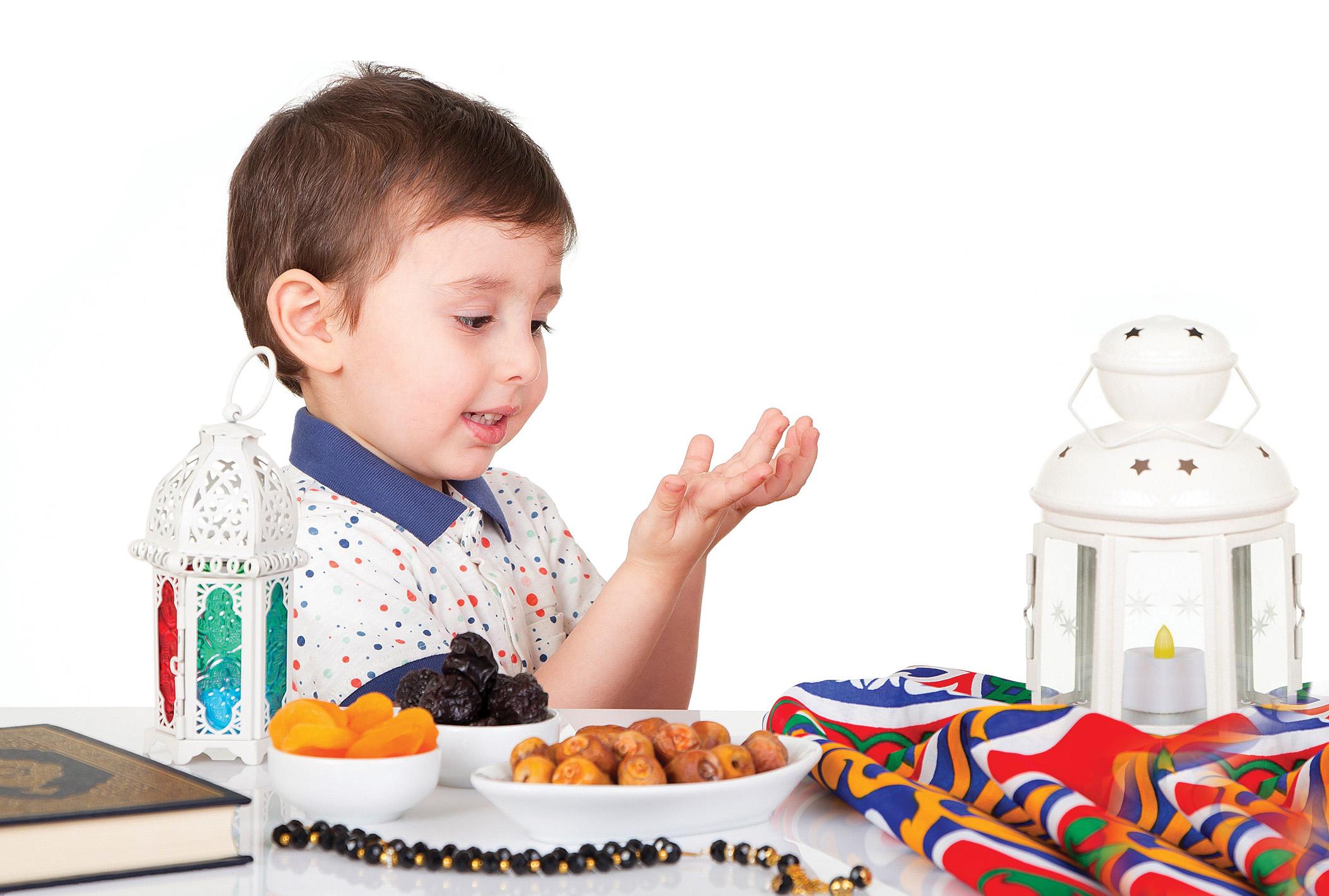 Ramadan and children